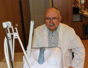 Настройка УЗ сканера перед приемом пациентов