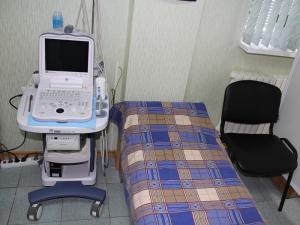 Комфортные условия приема пациентов