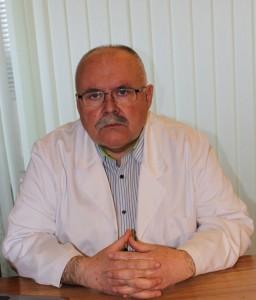 Бодиченко В. М., врач высшей категории, к. мед. н.